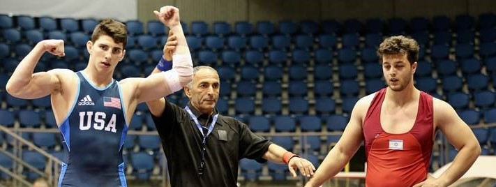 Maccabi USA Wrestling Training Camp and International